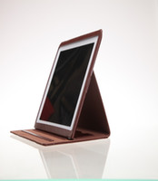 Wholesale Microfiber Flip Cover - Musubo New Genuine Real Leather Card Holder Flip ipad Case Cover For ipad 2   3   4   Air