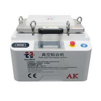 Wholesale Lcd Bubble - AK Plate Type Laminating Machine Vacuum LCD OCA Laminator Machine Bubble Remover Integrated Repair Machine
