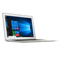Wholesale Laptop 13 Ssd - Jumper EZbook A13 13.3inch 1920*1080 win10 thin laptop USB3.0 HDMI 2GB 64GB Windows 10 tablet pc Bay Trail Atom Quad Core