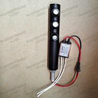 qualität führte lichter porzellan großhandel-3W 150MM Höhen-Schmuck-Schaukasten, der LED für Verkaufs-2-jährige Qualitätsgarantie-China-Fabrik beleuchtet