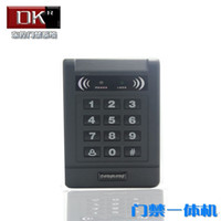 Wholesale Card Swiping Machine - Free shipping, Access control 90-degree dk-108 one piece machine access control machine swipe card reader access control lock order<$18no tr