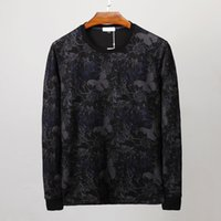 Wholesale Men Dress Sweaters - 2017 Men Luxury Brand O-Neck Sweater Wool Cashmere Pullover Mens Sweaters Pull Homme Casual Dress Long Sleeve Shirt Hot Sale