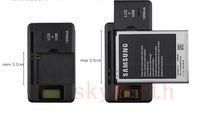 galaxy s5 dock charger al por mayor-Pantalla LCD universal USB AC Batería de teléfono Li-ion Inicio Wall Dock Cargador de viaje Samsung Galaxy S4 S5 S6 edge Note 3 4 Nokia Celular