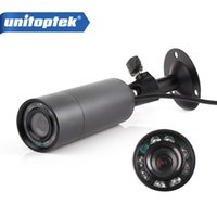 Compra Effio P-Mini Outdoor Invisible 8 IR 940nm 0 lux Nightvision Sony Effio-E 700TVL Mini Telecamera bullet CCTV per 960H D1 DVR
