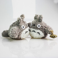Wholesale japanese video games - Japanese Anime Miyazaki Hayao Cute Totoro Plush Stuffed Animal toy doll CM Inch