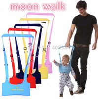 Wholesale Toddler Baby Safety Harness Walking Assistant Rein Belt Learning Walker Walk Aid Leashes