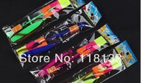 Wholesale 4800pcs Flashing Glowing LED Arrow Helicopter Flying Light Party Toy