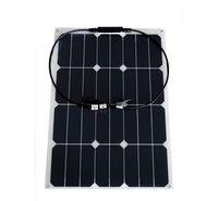 Wholesale Surge Wholesale - 30w flexible solar panel factory price 30W surge output A grade monocrystalline solar cell
