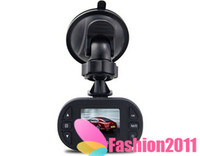 Wholesale Auto Camera Lcd - New Mini Full HD 1080P Auto Car DVR Camera Video Recorder G-sensor HDMI Carro Coche Dash Cam Dashboard Dashcam Camcorders C600 111181C