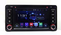 Wholesale Lancer Radio - Android 5.1 Head Unit Car DVD Player for Mitsubishi Outlander Lancer ASX 2013 2014 with GPS Navigation Radio BT USB AUX Stereo