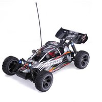 fs rc coches al por mayor-FS Racing 53632 Brushless 1/10 4RM EPBL BAJA Buggy RTR Rc Coche