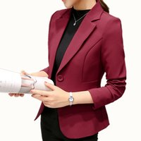 Frauen Mode Blazer Billig Kaufen -B1655 Herbst winter 2017 neue Koreanische version frauen business fashion slim Blazer anzug billige großhandel