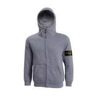 Wholesale Velvet Sportswear - 2017 spring new arrival mens island cardigan hoodies sweatshirt casual cotton sportswear mens stone jacket 0503