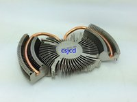 Wholesale Aluminum Led Lamp Heatsink - Wholesale 100W high power LED heat sink copper base heat pipe radiator 100W projector lamp beads heat
