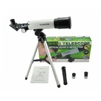Wholesale Astronomy Telescopes - Visionking Universal Telescope 18x to 90x VS50360 Spotting Scope Astronomicavations Bright Image Quality Fully Multi Coated