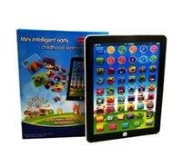 9ob Electronic Child Tablet Computer Ipad Kids Educational Play Leer Juego Toy Learning Computers Tipo de Toque Juguetes de Alta Calidad