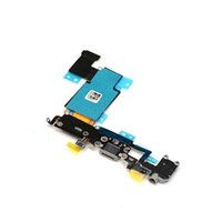 Wholesale 10pcs For iPhone S Plus Headphone Audio Jack Dock Connector Charging charger Port Flex Cable Replacement