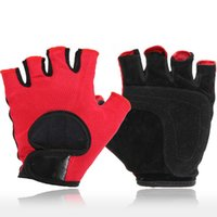 Wholesale Lifting Weights Women - Men Women Gym Body Building Weight Lifting Training Fitness Gloves Sports Exercise Slip-Resistant Dumbbell Workout G small order no tracking