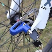 Wholesale Brake Safe - Bicycle Lock Disc Brakes Safe And Dependable Mountain Bike Lock Anti-Theft Locks Convenient Bicycle Safety Lock