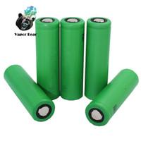 Wholesale Cheapest E Cig Battery Mods - Wholesale - 1865 battery Cheapest VTC3 VTC4 VTC5 18650 battery for e cigarette mod e cig US 18650 3.7V 1600mAh 2100mAh 2600mAh UPS