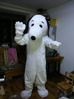 Wholesale Snoopy Suit - New Snoopy Mascot Costume Fancy Dress Adult Suit Size R19