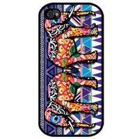 "Wholesale Tribal Cases Design - New Aztec Tribal Elephant Snap customized fashion design for iphone 6 case 4.7"" plus 5.5"" for iphone 4 4s 5 5s 5c Back cover case"