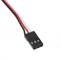 Rojo 10 unids//lote 50 cm RC Cable de extensi/ón servo Control de cable de cable de cable de 500 mm para helic/óptero Avi/ón VENTA NO 1 etc