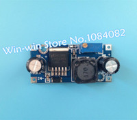 Wholesale 5v Dc 3a Regulator - Wholesale-Free shipping 10pcs lot LM2596S LM2596 LM2596 ADJ DC-DC Step-down module 5V 12V 24V adjustable Voltage regulator 3A