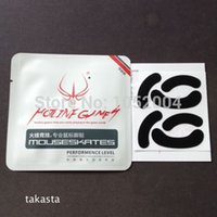 Wholesale Kana Mouse - Wholesale-Hotline Games Performance Competition Level mouse feet for SteelSeries Kinzu   Kana - Mouse skates (2015 Edition)