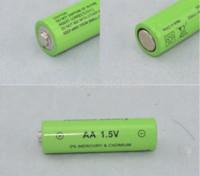 ingrosso aa battery-Batteria ricaricabile alcalina ricaricabile della batteria ricaricabile di aa 1.5V AA per il giocattolo di MP3