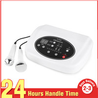 Wholesale Probe Mhz - 2017 Nest 1 Mhz - 3 Mhz 2 Probes Ultrasound Facial Body Skin Massager Therapy Ultrasonic Beauty Machine SA-OT-01
