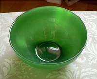 ingrosso set giada-Giada naturale Tre tipi di colori Tea set bowl Cura delicata che si mantiene in buona salute re jade bowl Collezione di alta qualità