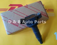 Wholesale Denso Coils - 1pc Japan Original Denso Ignition Coils 90919-02239 For Toyota