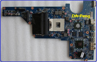 Others SCSI Others Wholesale-100% working for HP pavilion G4 G6 G7 laptop motherboard 650199-001 Mainboard
