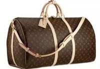 Wholesale Top Designer Brands Handbags - 2018NEW TOP fashion men women travel bag duffle bag, brand designer luggage handbags large capacity sport bag