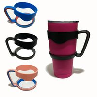 Wholesale Insulated Cup Holders - New Design Plastic Handles for 30oz 20oz Cups Nonslip Secure Holder For 30oz 20oz Stainless Steel Insulated Mugs