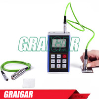 Discount portable electronics case - Portable Coating Thickness Gauge Leeb232 Metal Case electronic thickness gauge