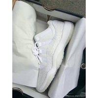 Wholesale Pr Body - Air Retro 11 RET LOW PR HC GG GS HEIRESS All White Shoes Women Basketball Shoes XI Sneakers With Box