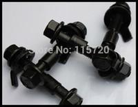 Wholesale Eccentric Wheel - Wholesale-Free shipping Eccentric screw bolt 10mm wheel alignment screws for Chevrolet,Mazda