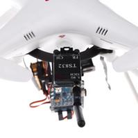 Wholesale Video Osd Camera - OSD Aerial Camera Video Transmitter Mount Frame For DJI Phantom Quadcopter FPV Part order<$18no track