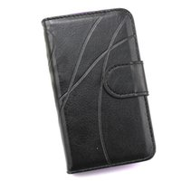 Wholesale Stylus Stand - For LG stylus 2 V10 K10 Leather Flip Case with fashion line design stand function soft tpu cover inside For LG LEON 4G