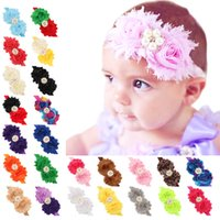 Fairy Chiffon Hair Ribbons 37 Colours Boutique Hair Accessories Baby Girls Headbands Рождественские подарки для детей для детей
