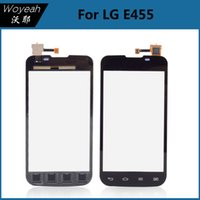 Wholesale Lg Optimus L5 Phone - Accessories For LG Optimus L5 2 II E455 Touch Screen Digitizer Mobile Phone Touch Panel Touchscreen
