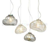 Wholesale Blown Chandelier - BE169 Modern Hand-made Blown Glass Art Designer Dining Room Bar Room Decorating Chandeliers Living Room Pendant Lamps Restaurant Lights