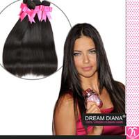 ingrosso aziende dei capelli brasiliani-Prodotti per capelli Rosa Cheap Bundles Of Brazilian Hair 3 pezzi Lotto Peerless Virgin Hair Company Cheap capelli lisci brasiliani economici capelli umani