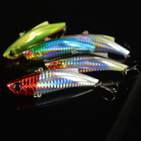 Wholesale Saltwater Big Game Fishing Lures - 2015 New Colors Fish Baits Bionic Bait Emulation Minnow fishing lures Fish Lure Hooks Big Game Saltwater Hard Baits 9cm 35g