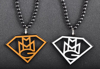 Wholesale Hiphop Goodwood Necklace - Hot selling goodwood Acrylic necklace and HIPHOP DJ nightclub necklace