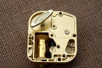 Wholesale Alice 18 - music box golden movement 18 Note wind up DIY music box parts gift for children and adult Tune: For Alice