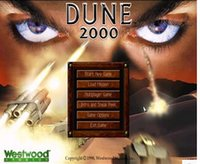 Wholesale Pc Game Software - Dune 2000 English version PC stand-alone computer game software