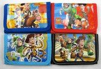 Wholesale Toy Story Bags Wholesale - Wholesale - New Lot 12 pcs Toy story 3 children boy wallet purses gift bags